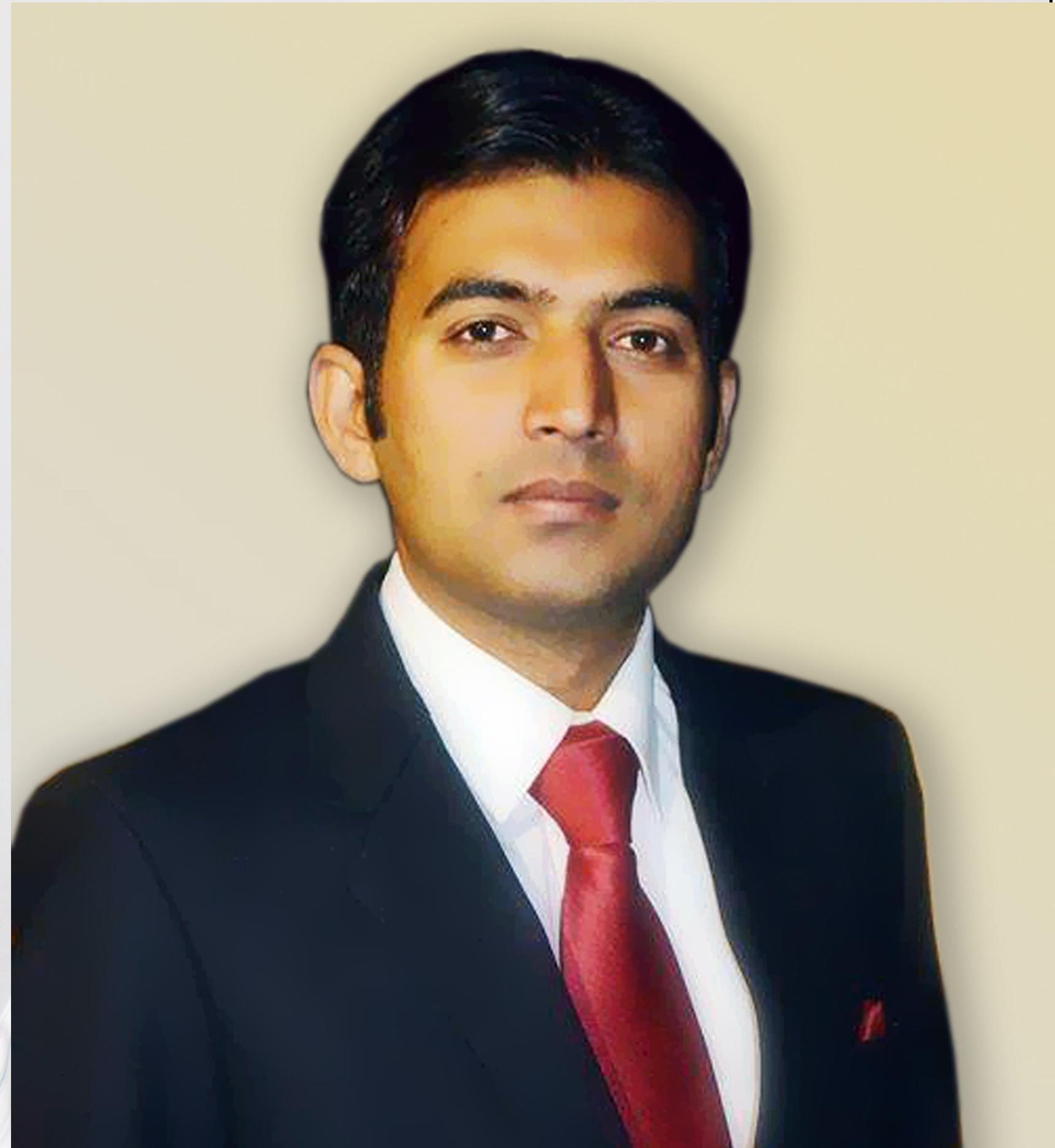 Mr. Muhammad Usman (Lecturer)
