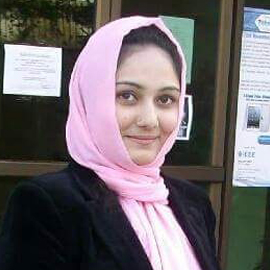 Hina Affandi (Assistant Professor)