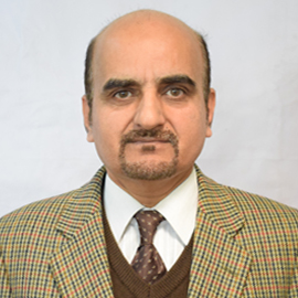 Aziz Ur Rehman Rana (HoD, Technology and Innovation)