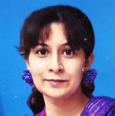 Ms. Sidra Ahmed