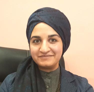 Ms. Sundus Durrani (Senior Lecturer)