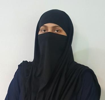 Ms. Amnah Ejaz (Lecturer)