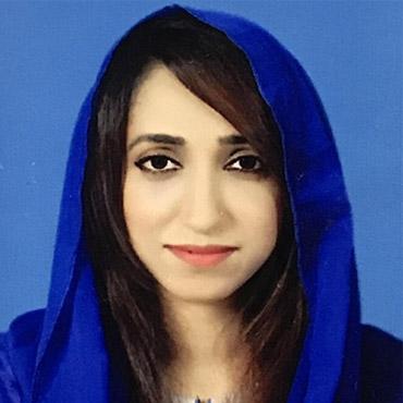 Ms. Amna Rasheed (Lecturer)