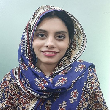 Ms. Umm e Saddiqa (Lecturer)