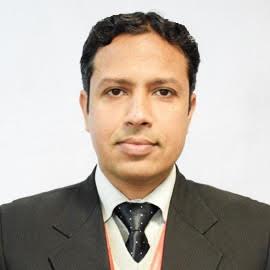 Dr. Shariq Hussain (A/HoD, Assistant Professor)