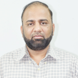 Mr. M Aqeel Iqbal (Assistant Professor)