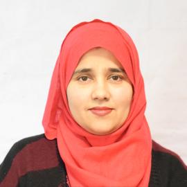 Dr. Tehmina Karamat (Assistant Professor)