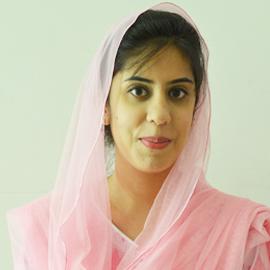 Ms. Noushin Mazhar (Lecturer)