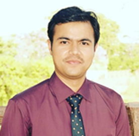 Mr. Waqas Ahmed (Lecturer)
